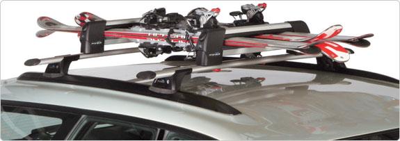 Prorack Ski And Snowboard Roof Rack Accessories Alpine