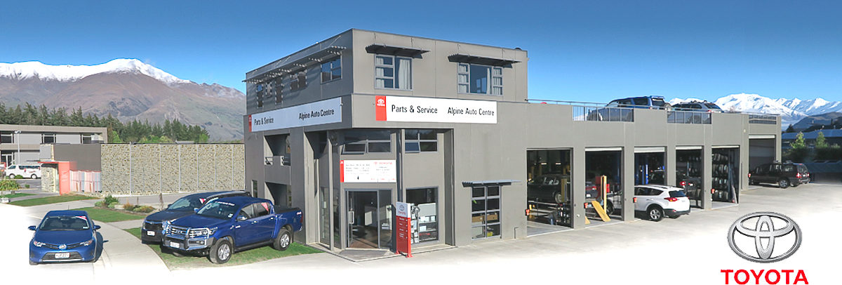 Alpine Auto Centre ~ Wanaka NZ
